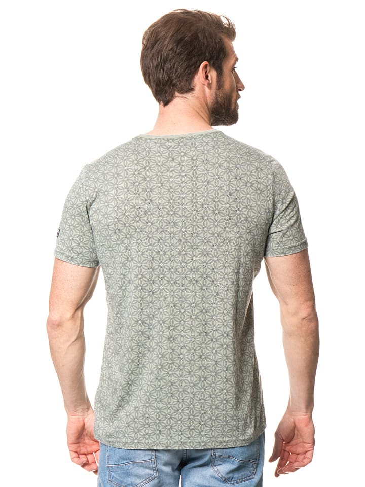 Twinlife Shirt in Grün