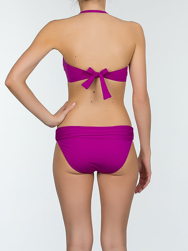 "Beach panties Bikini-Slip ""Seven Mile Beach"" in Lila"