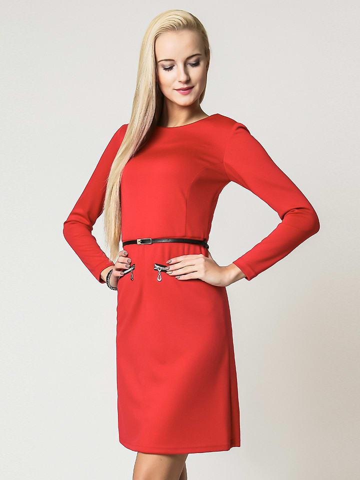 "LARA RICCI Kleid ""Angela"" in Rot"