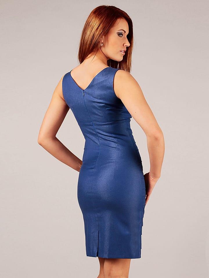 """LARA RICCI Kleid """"Greta"""" in Blau"""