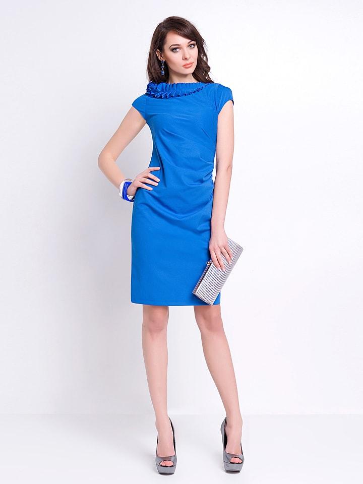 "LARA RICCI Kleid ""Salome"" in Blau"