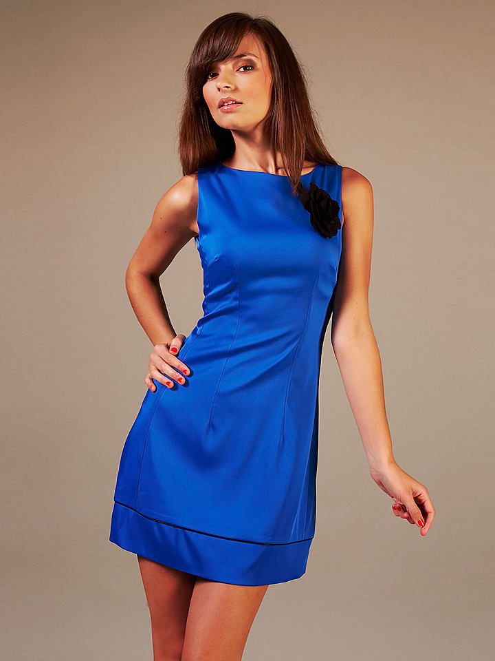 "LARA RICCI Kleid ""Simone"" in Blau"