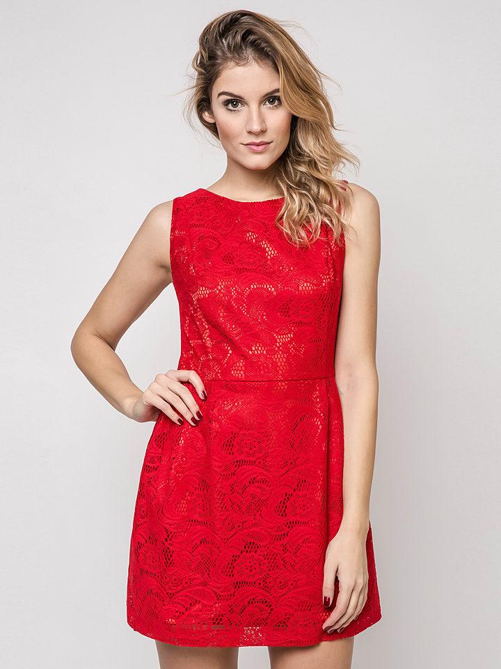 "LARA RICCI Kleid ""Sonia"" in Rot"