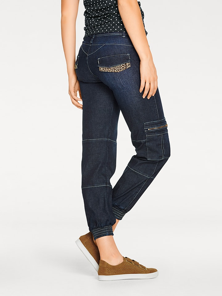 B.C. Best Connections by heine Jeans in Dunkelblau