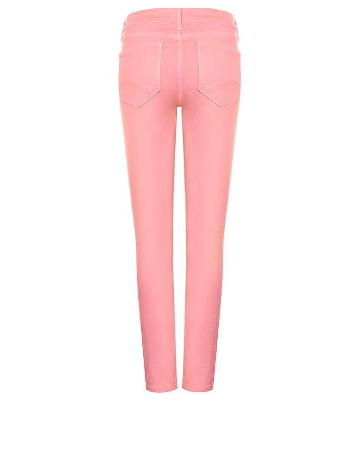 "NYDJ Jeans ""Clarissa"" in Pink"