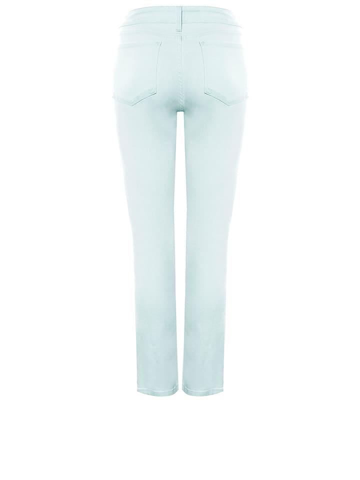 """NYDJ Jeans """"Clarissa"""" in Hellblau"""