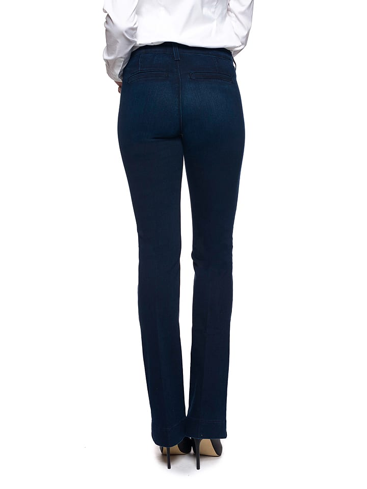 "NYDJ Jeans ""Teresa"" in Dunkelblau"