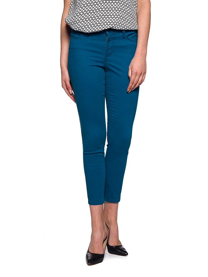 "NYDJ Jeans ""Clarissa"" in Blau"