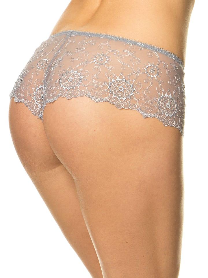LASCANA Panty in Grau