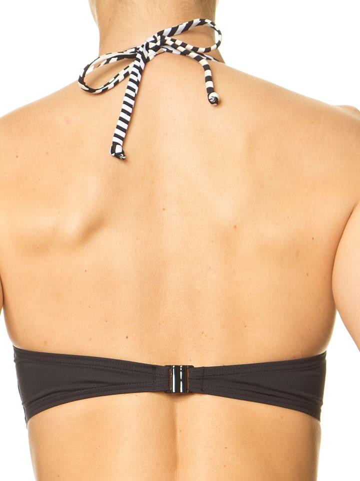 Sunseeker Bikini-Oberteil in Dunkelblau