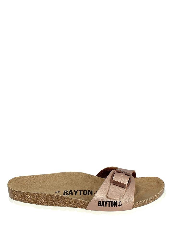 BAYTON Pantoletten in Kupfer - 61% IK8JrN