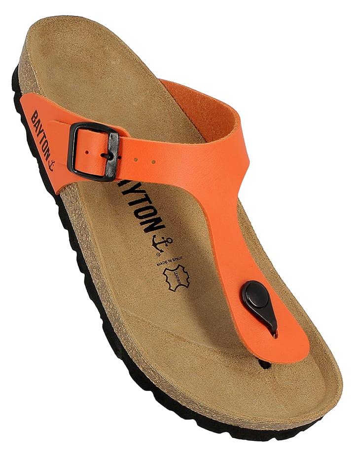 BAYTON Zehentrenner in Orange - 62% oQRtWgVtWM