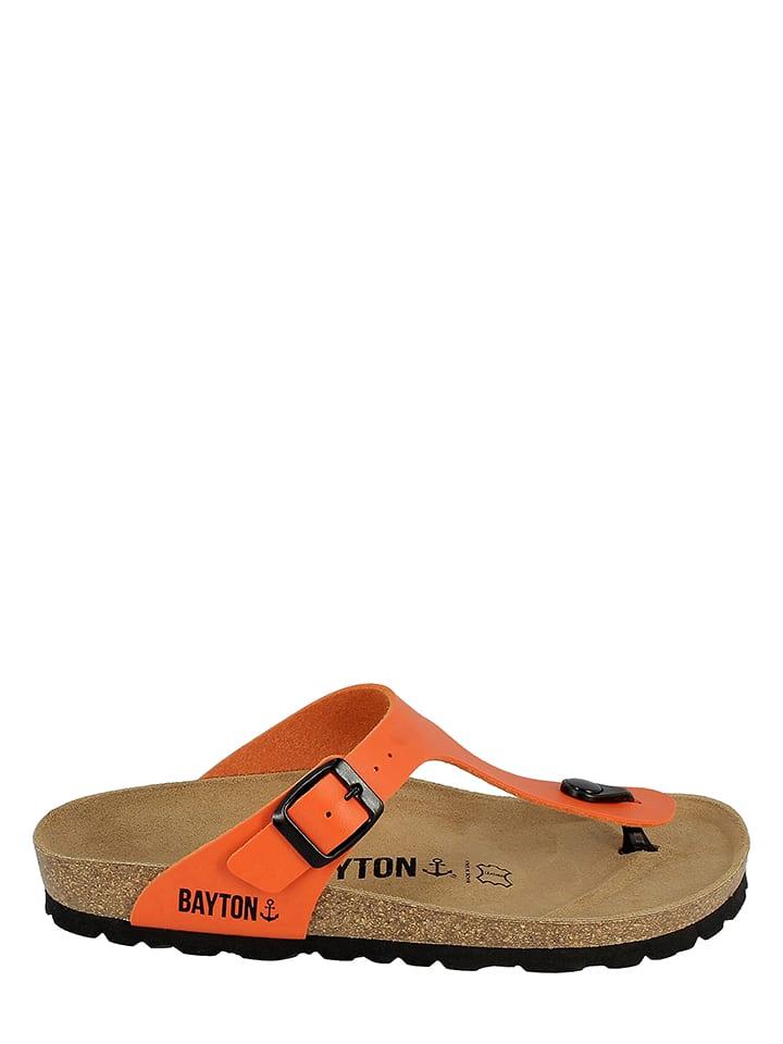BAYTON Zehentrenner in Orange