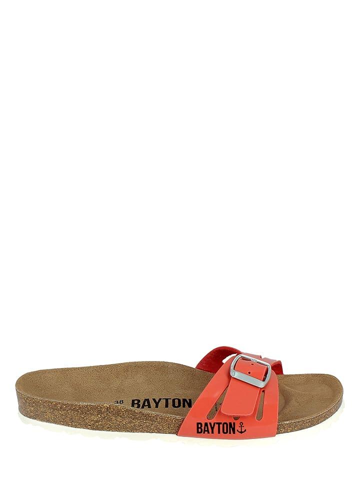 BAYTON Pantoletten in Koralle
