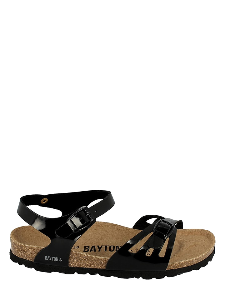 BAYTON Sandalen in Schwarz