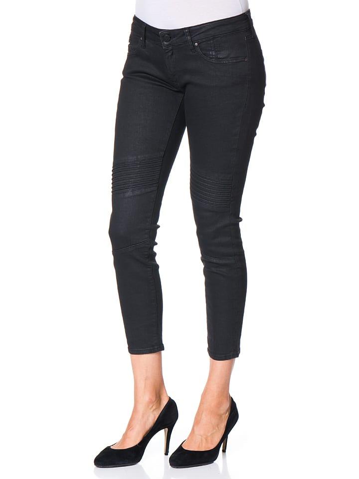 """Mavi Jeans Jeans """"Aura"""" - Super Skinny - in Schwarz"""
