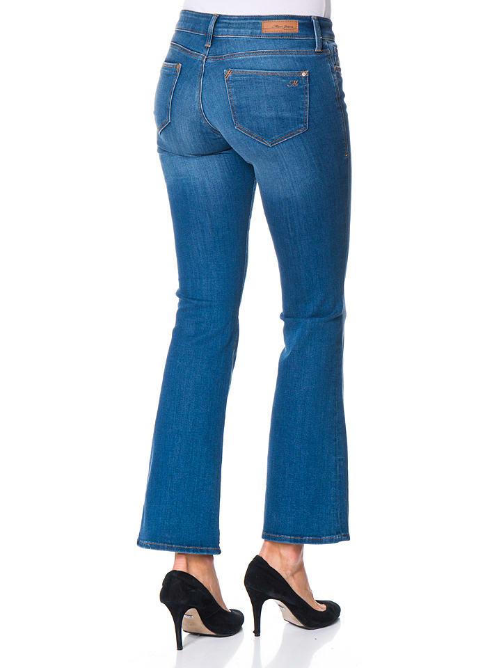 """Mavi Jeans Jeans """"Bella"""" - Slim Bootcut - in Blau"""