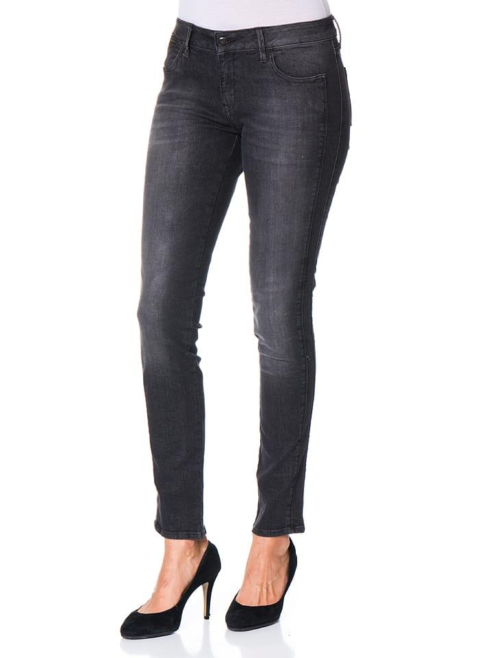 """Mavi Jeans Jeans """"Lillian"""" - Super Skinny - in Anthrazit"""
