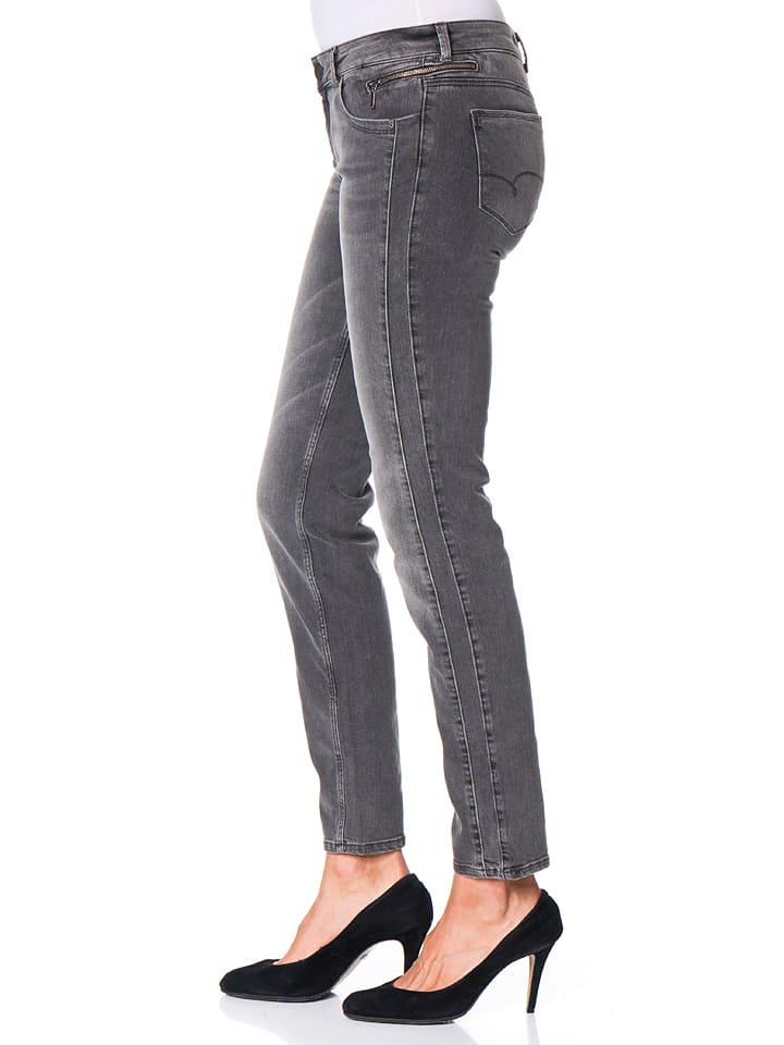 """Mavi Jeans Jeans """"Judith"""" - Slim Skinny - in Grau"""