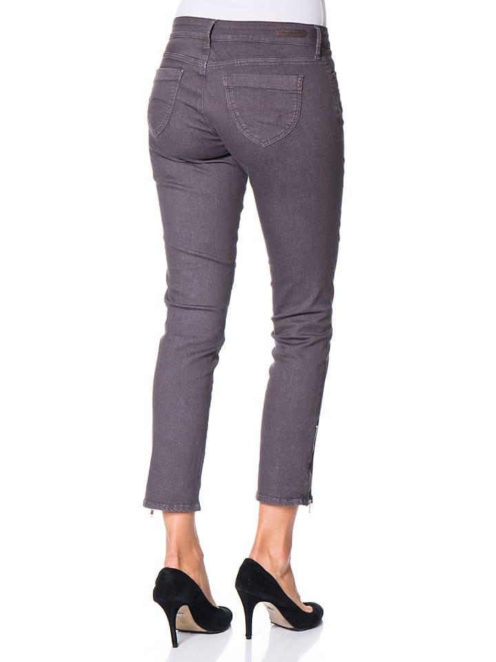 """Mavi Jeans Hose """"Saige"""" - Super Skinny - in Grau"""