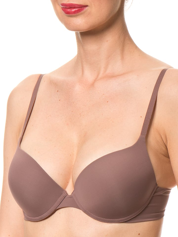 Wonderbra Push-up-BH in Mauve