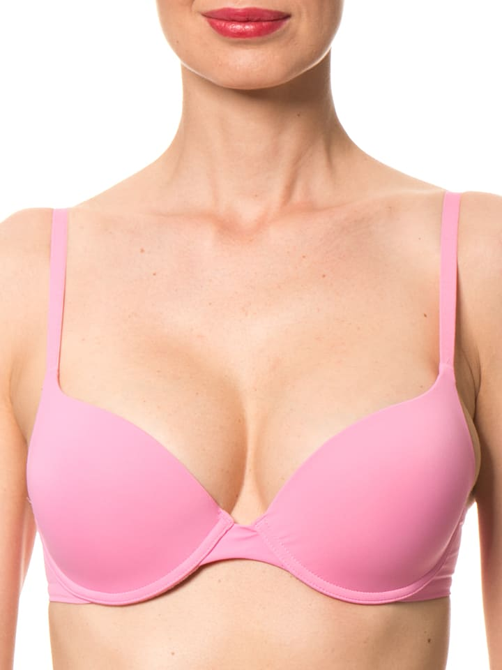 Wonderbra - Soutien-gorge push-up - rose vif  1388a6b948c