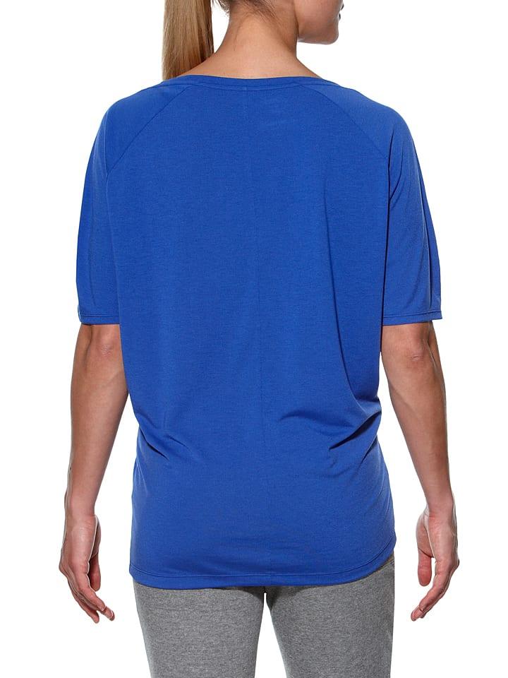 Asics Funktionsshirt in Blau