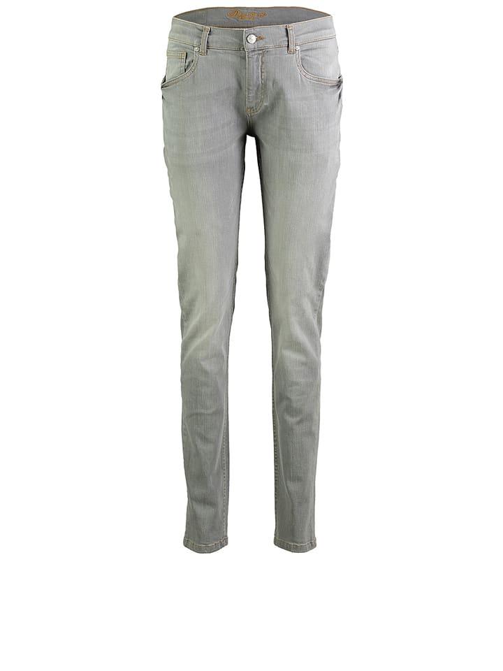 """Deerberg Jeans """"Myra"""" in Hellgrau"""