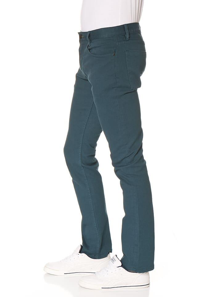 "Billabong Jeans ""Slim Outsider"" in Petrol"