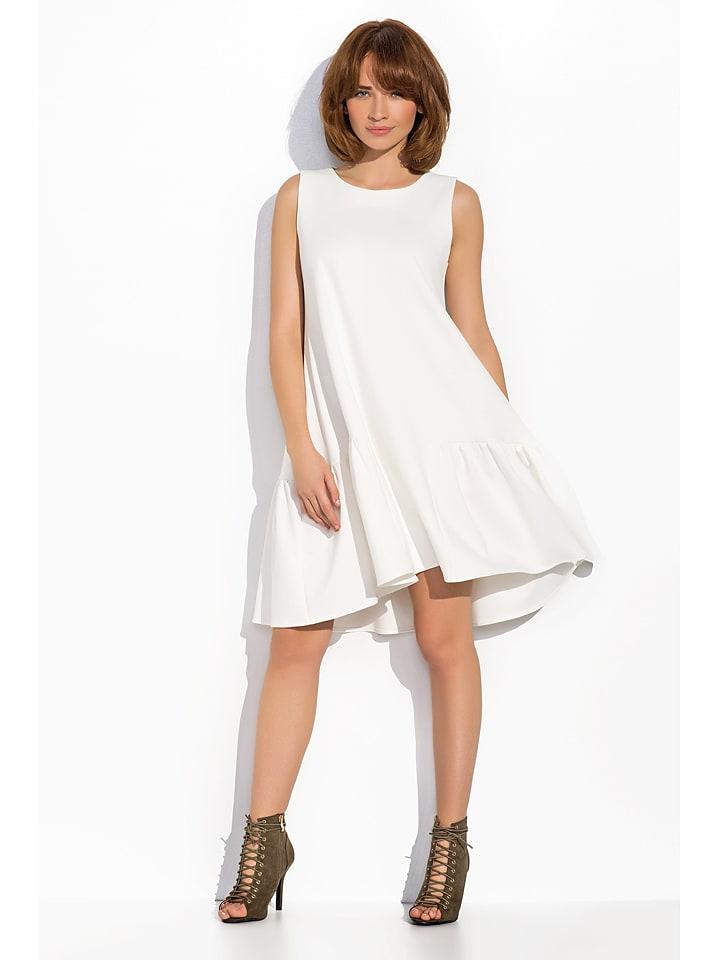 Numinou Kleid in Creme