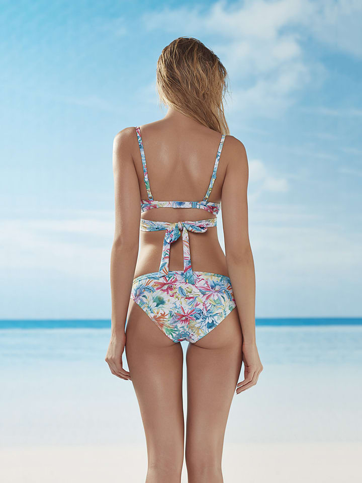 "ESOTIQ Bikini-Slip ""Kai"" in Bunt"