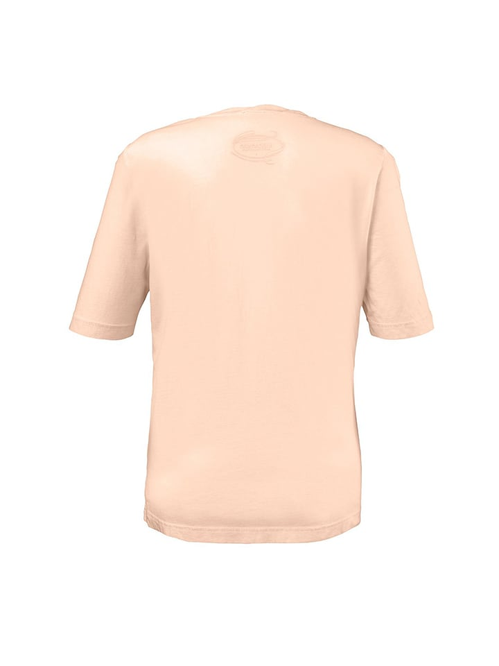 Gina Laura Shirt in Apricot