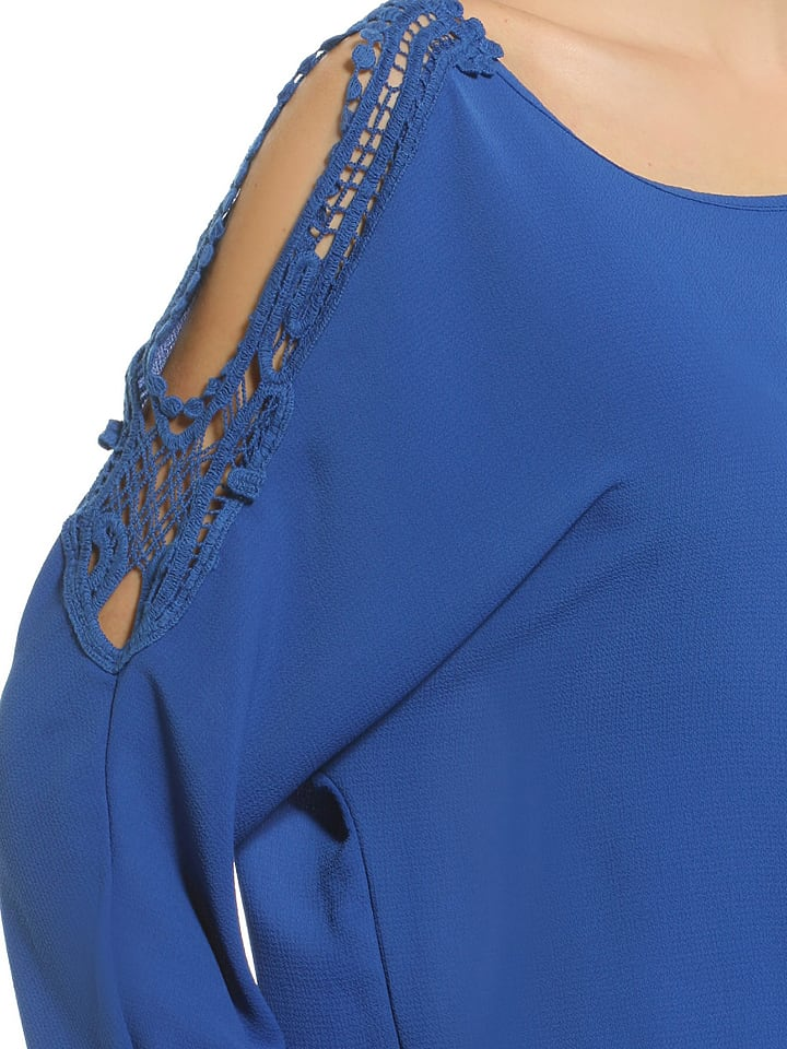 "Plume Shirt ""Emma"" in Blau"