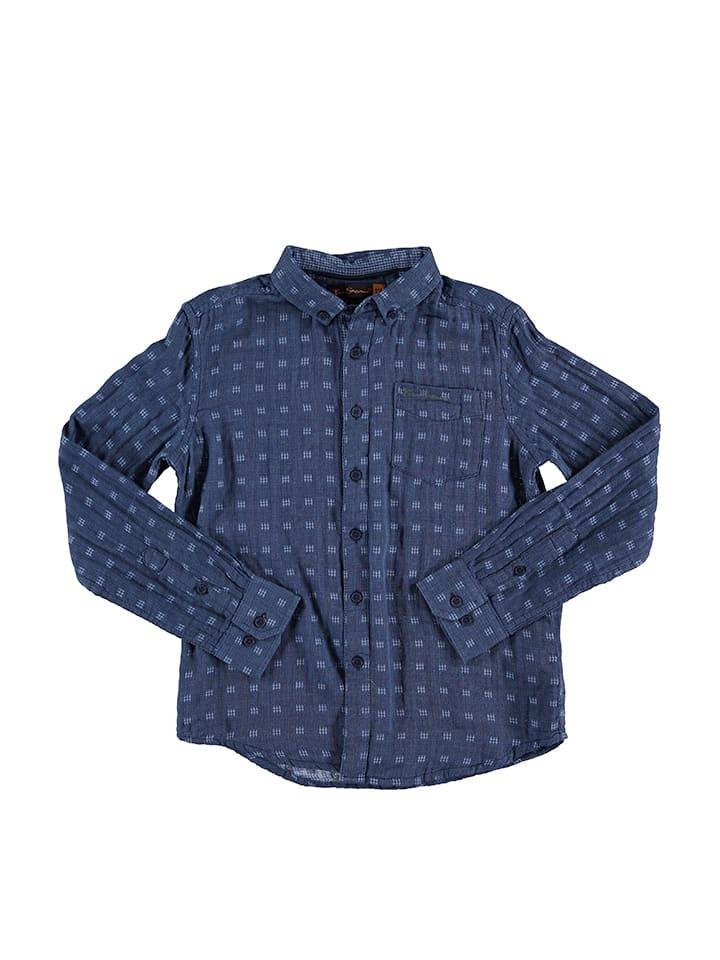 Ben Sherman Hemd in Blau