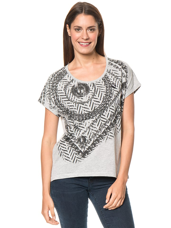 XOX Shirt in Grau