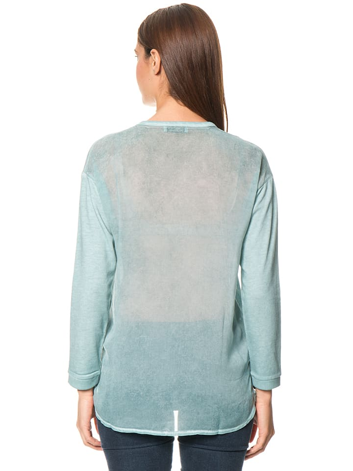 XOX Shirt in Türkis