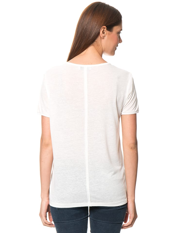 XOX Shirt in Creme/ Bunt