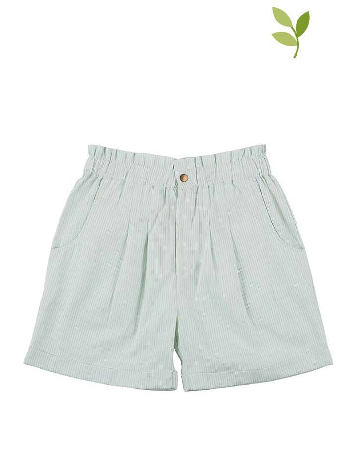 Serendipity Shorts in Mint/ Creme