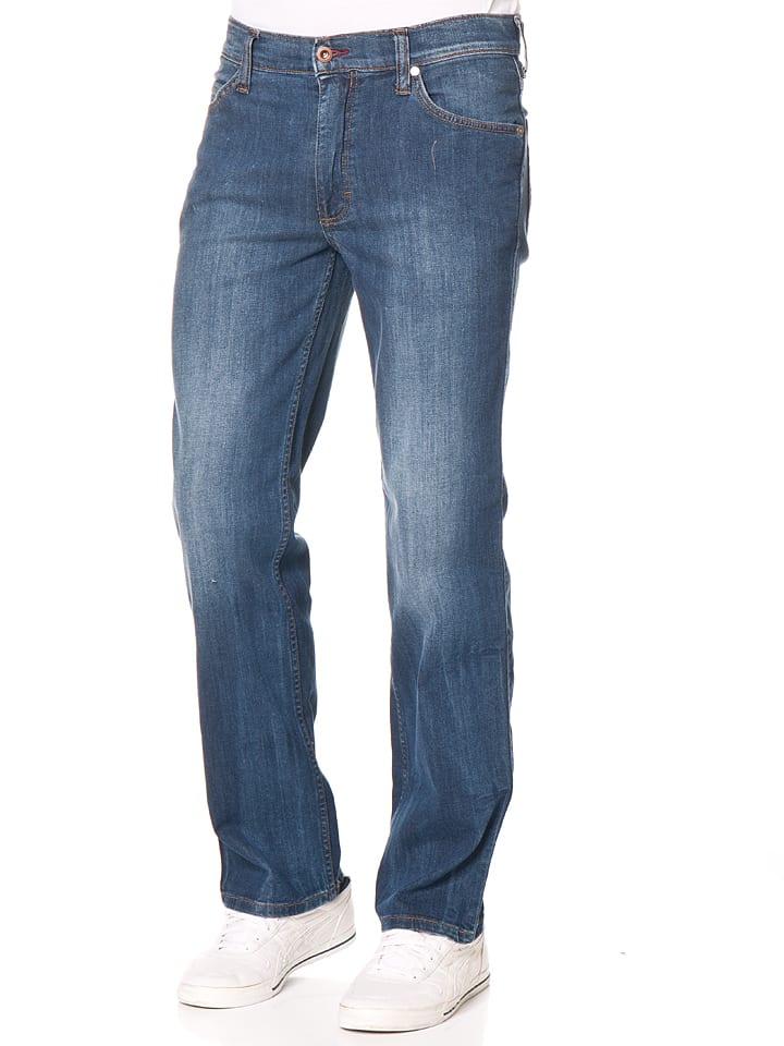 """Mustang Jeans """"Tramper"""" -Slim fit- in Dunkelblau"""