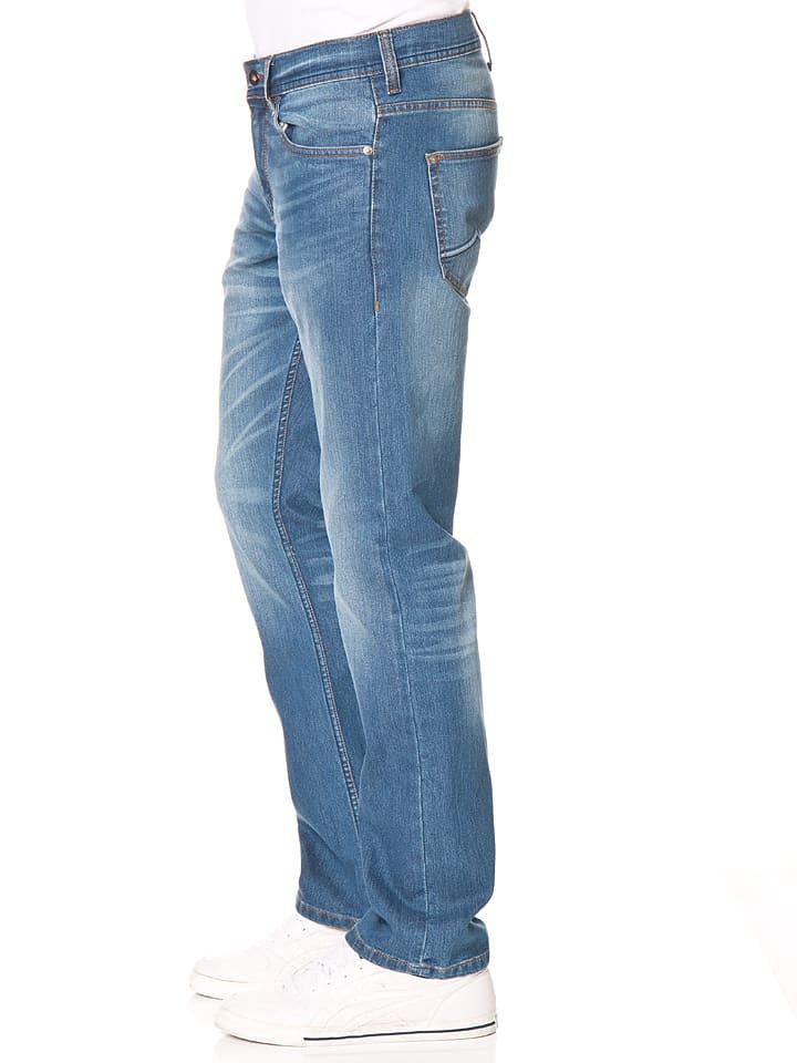 """Mustang Jeans """"Oregon"""" -Slim fit- in Blau"""