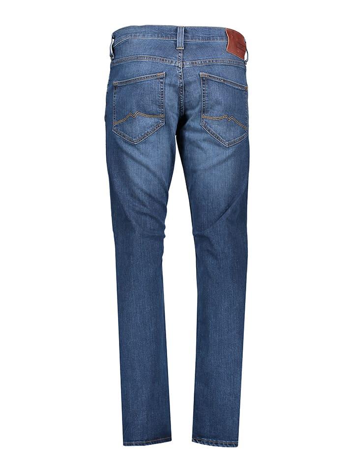 "Mustang Jeans ""Oregon"" -Slim fit- in Dunkelblau"