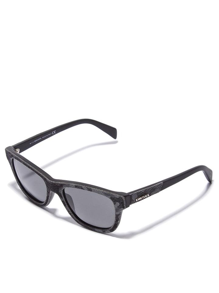 Diesel Unisex-Sonnenbrille in Anthrazit - 61% uvZga