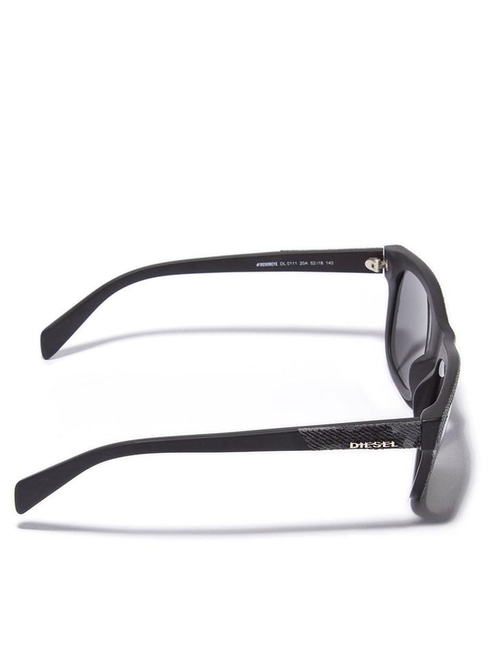 Diesel Unisex-Sonnenbrille in Anthrazit - 61% fHmg5X2H