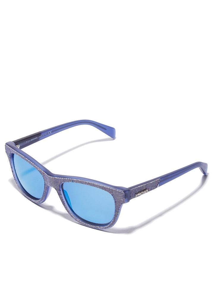 Diesel Unisex-Sonnenbrille in Braun - 67% rUBE3pu
