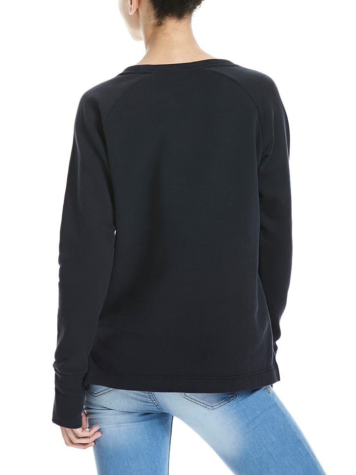 Bench Sweatshirt in Schwarz