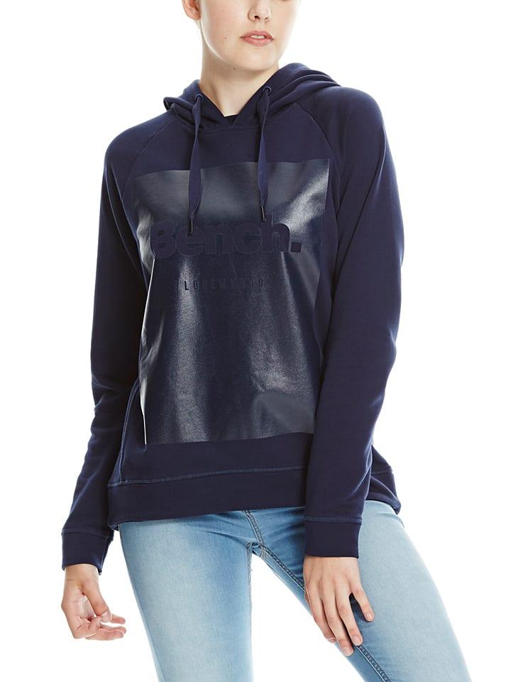 Bench Sweatshirt in Dunkelblau