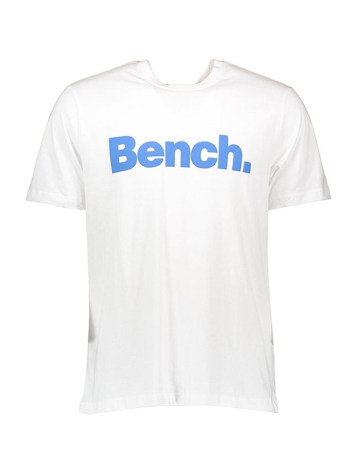 "Bench Shirt ""Light"" in Weiß"