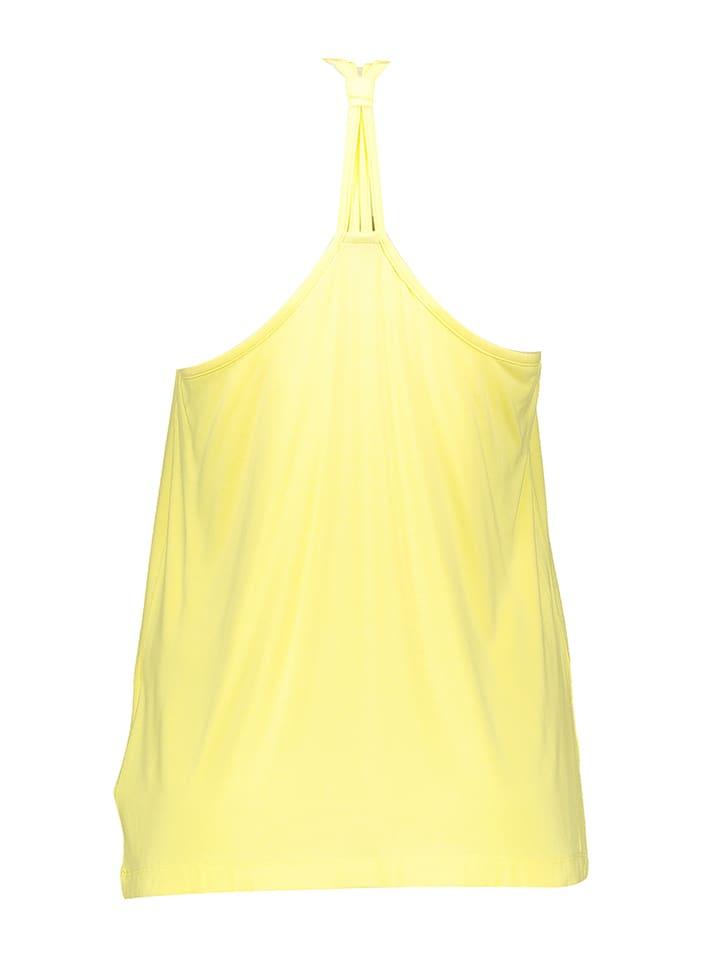 Bench Top in Gelb