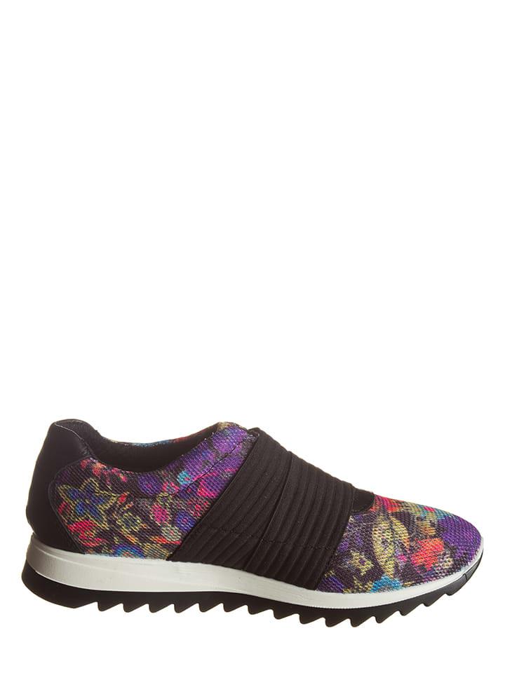"""SALAMANDER Sneakers """"Eden"""" in Schwarz/ Bunt"""