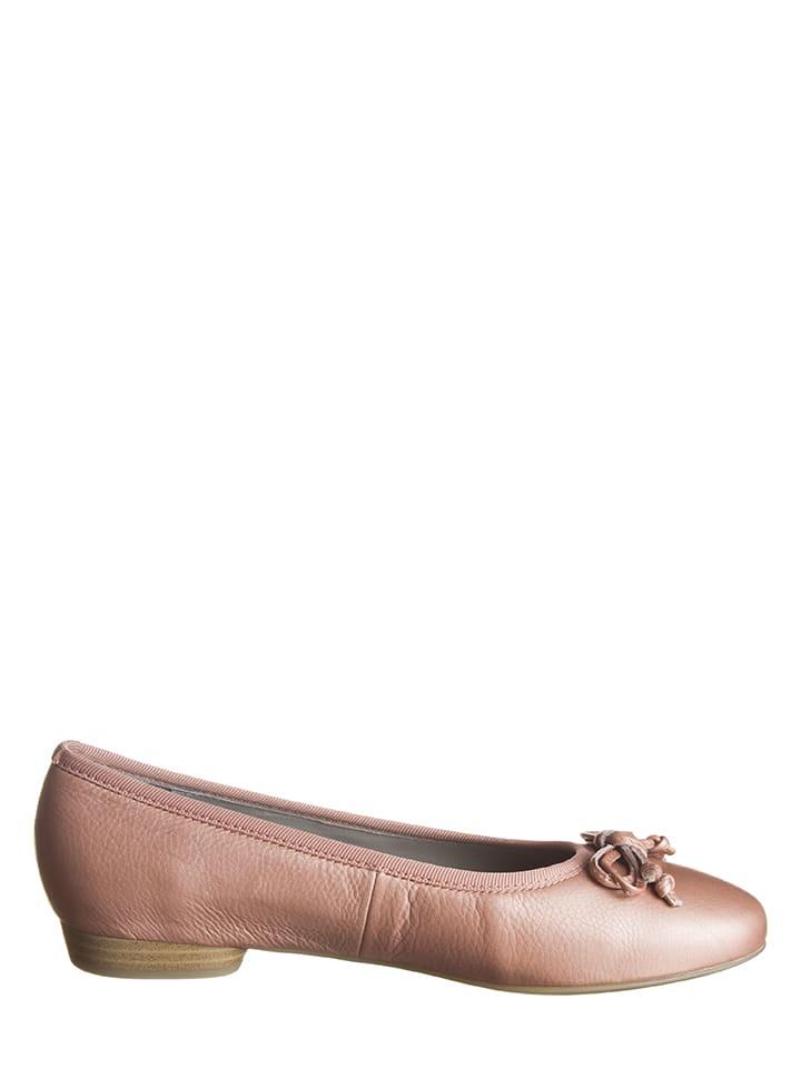 """SALAMANDER Leder-Ballerinas """"Pisa"""" in Rosa"""